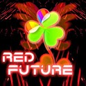 GO Launcher EX Theme Red Futur icon