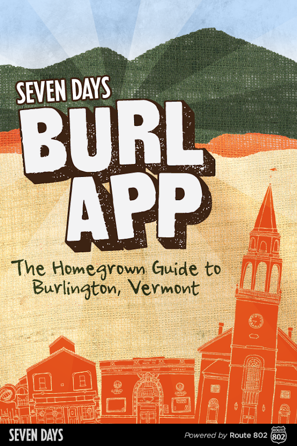 BurlApp - Burlington, VT - screenshot