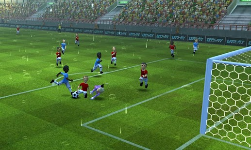 Striker Soccer 2 Screenshot 2