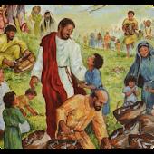 Jesus Feeds Five Thousand