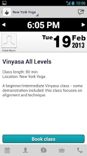 New York Yoga - screenshot thumbnail