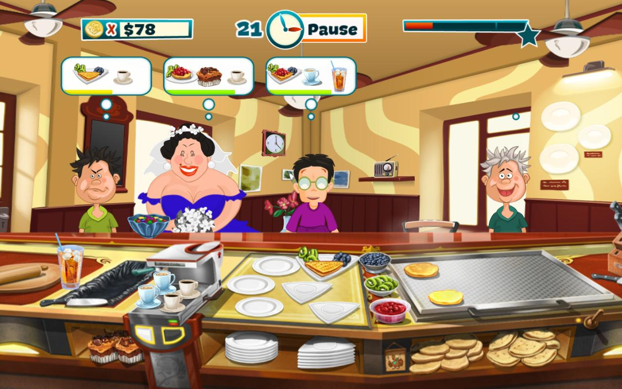 Screenshots of Happy Chef for iPhone
