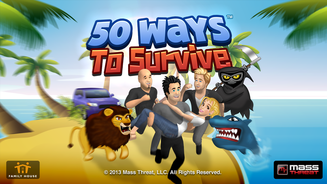 50 Ways to Survive - screenshot