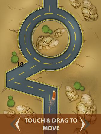 Drive in the Line : Truck 3D 1.6 screenshot 125248