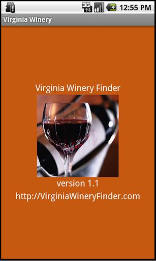 Virginia Winery Finder: Phones