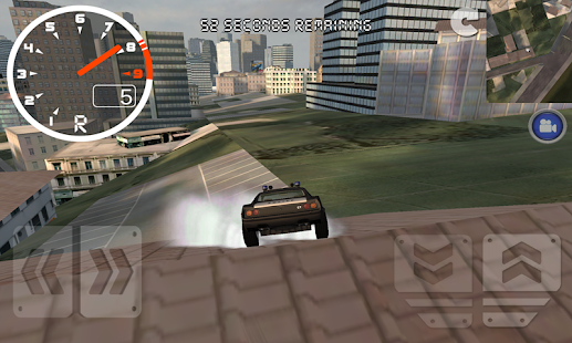 Police-Car-Street-Driving-Sim 20