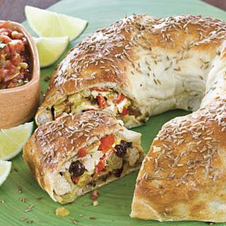 Party-Style Pork Empanada