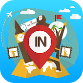 India travel guide offline map