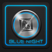 Blue Night Theme TSF Shell
