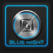 Blue Night Theme TSF Shell