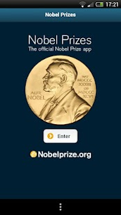 Nobel Prizes - screenshot thumbnail
