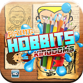 Hobbits Paint Kingdoms