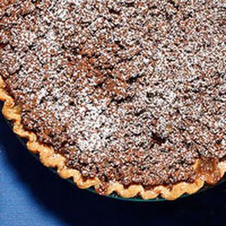 Dutch Apple-Ginger Pie
