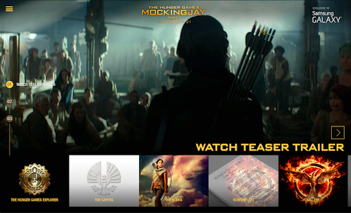 The Hunger Games Movie Pack Screenshot 10