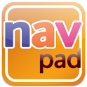 navpad for tablet icon