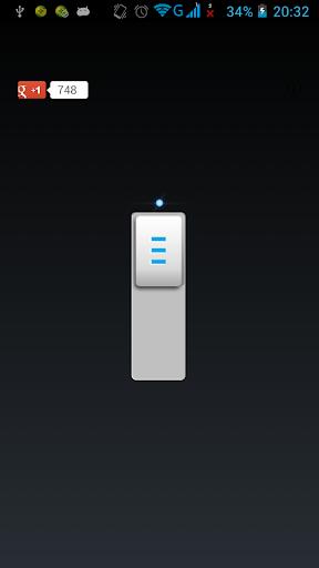 光画面の光を保存する超高輝度LED懐中電灯