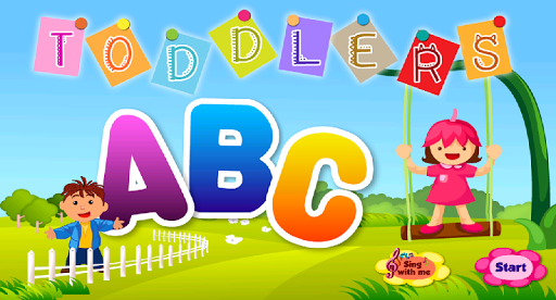 My Toddler ABC free for school
