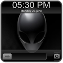 Alien Go Locker EX Theme icon