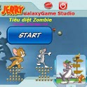 Tom & Jerry - Destroy Zombie icon
