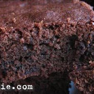 Chocolate Walnut Brownie.