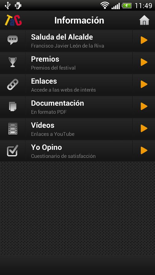 Fest. Teatro Calle Valladolid- screenshot