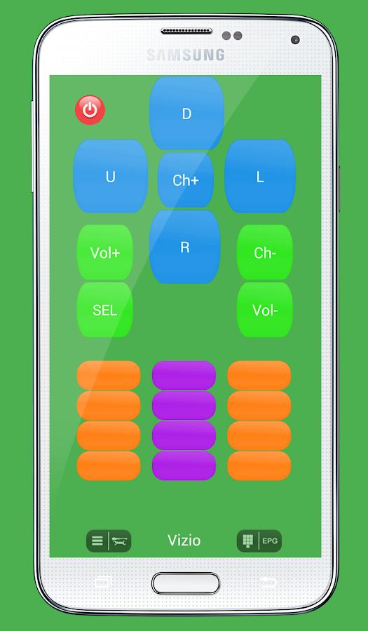 IR Universal Remote™ - screenshot