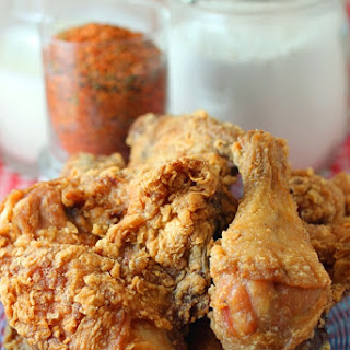 Slapilicious Buttermilk Fried Chicken