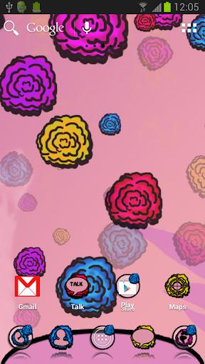 ADWの花のテーマ