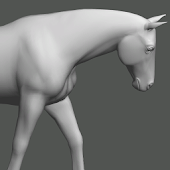 Horse Pose Tool 3D