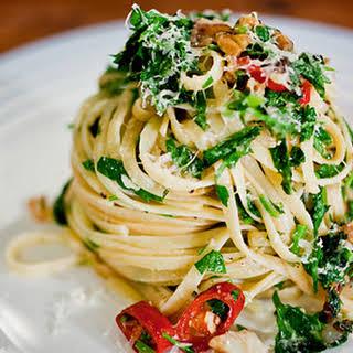 Spaghetti al Olio.