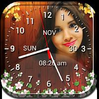 Photo Clock Live Wallpaper 16.0