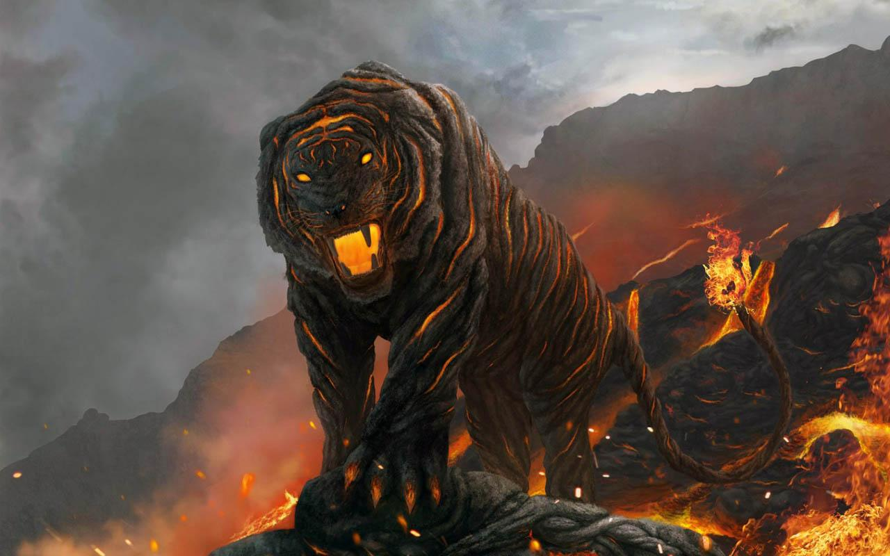 Images Of Cool 3d Desktop Tiger Wallpaper