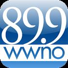 WWNO 89.9 FM New Orleans icon