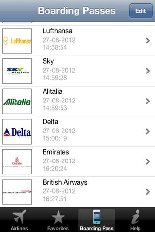 Airline Check-In Middle-East- screenshot