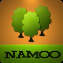 NAMOO USIM 추적자 logo