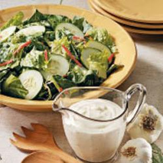 Creamy Buttermilk Dressing