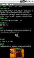 Screenshot of Descubrir Logroño