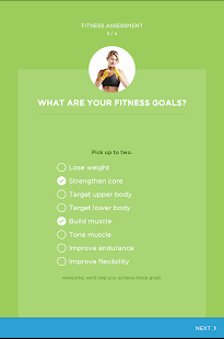 Workout Trainer: fitness coach Screenshot 34