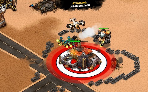 Apoc Wars - screenshot thumbnail