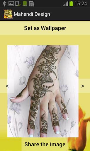 Mehendi Tattoo