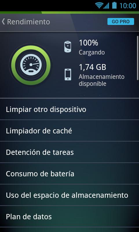 AntiVirus FREE: gratuito - screenshot
