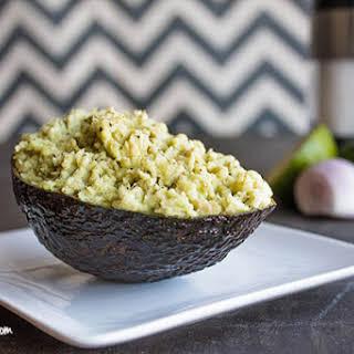 Tuna Avocado Salad.