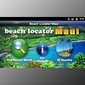 Beach Locator Maui
