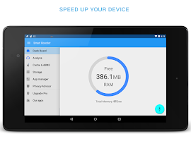 Screenshot of Smart Booster - Free Cleaner