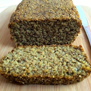 Chia Bread (Gluten-Free!)