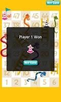 Screenshot of Snakes Chess