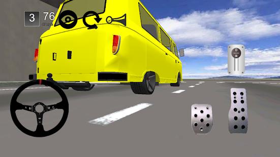Van Simulator 2014 3D
