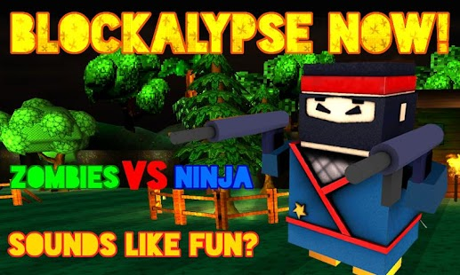 Blockalypse Now! - Zombies!- screenshot thumbnail