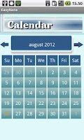 Screenshot of EasyNote Personal Planner