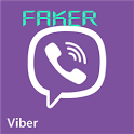 Viber Online Faker icon